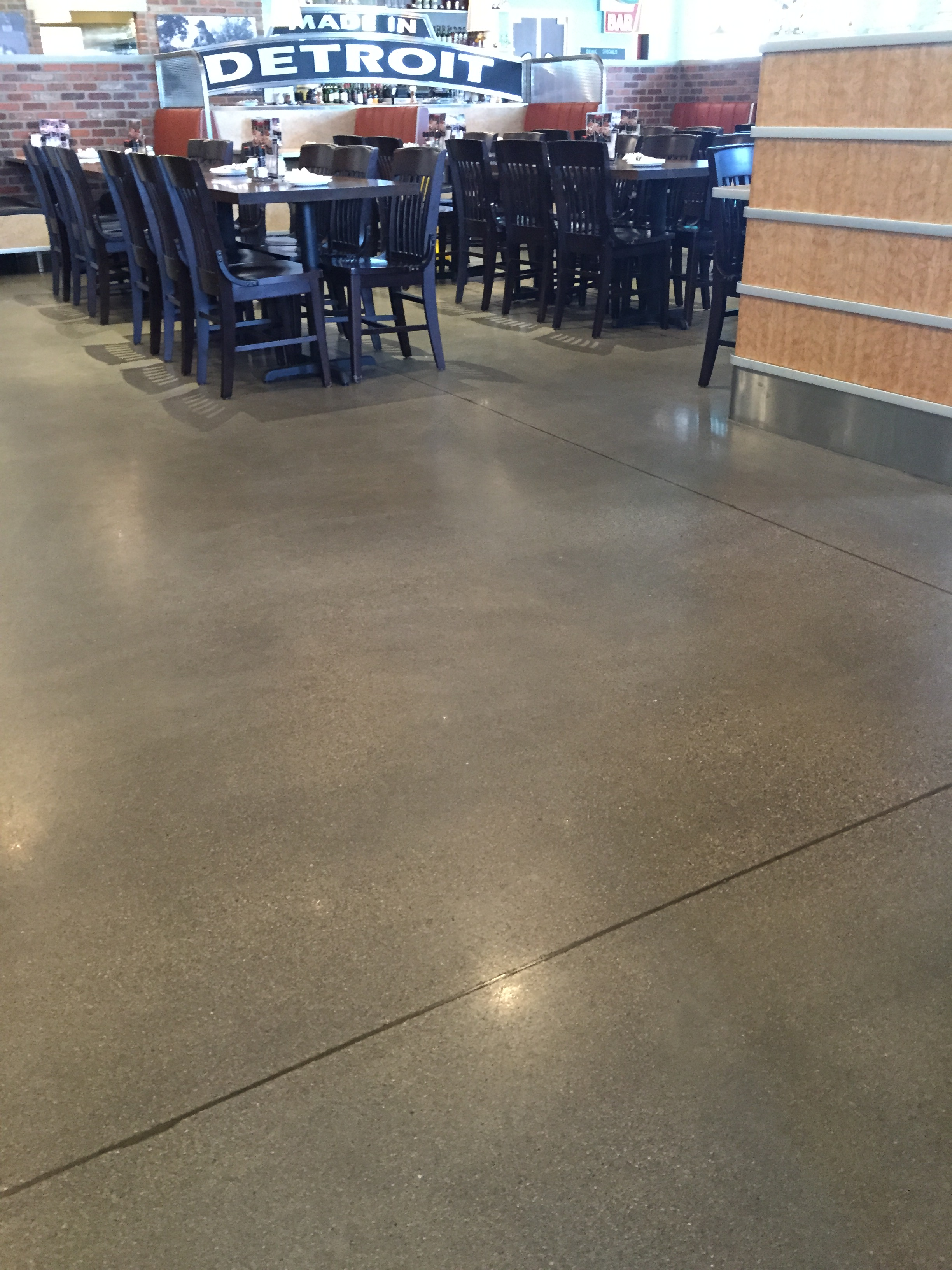 premier arroyo solutions grande floor finished concrete surfaces feature garage pristine polished ca