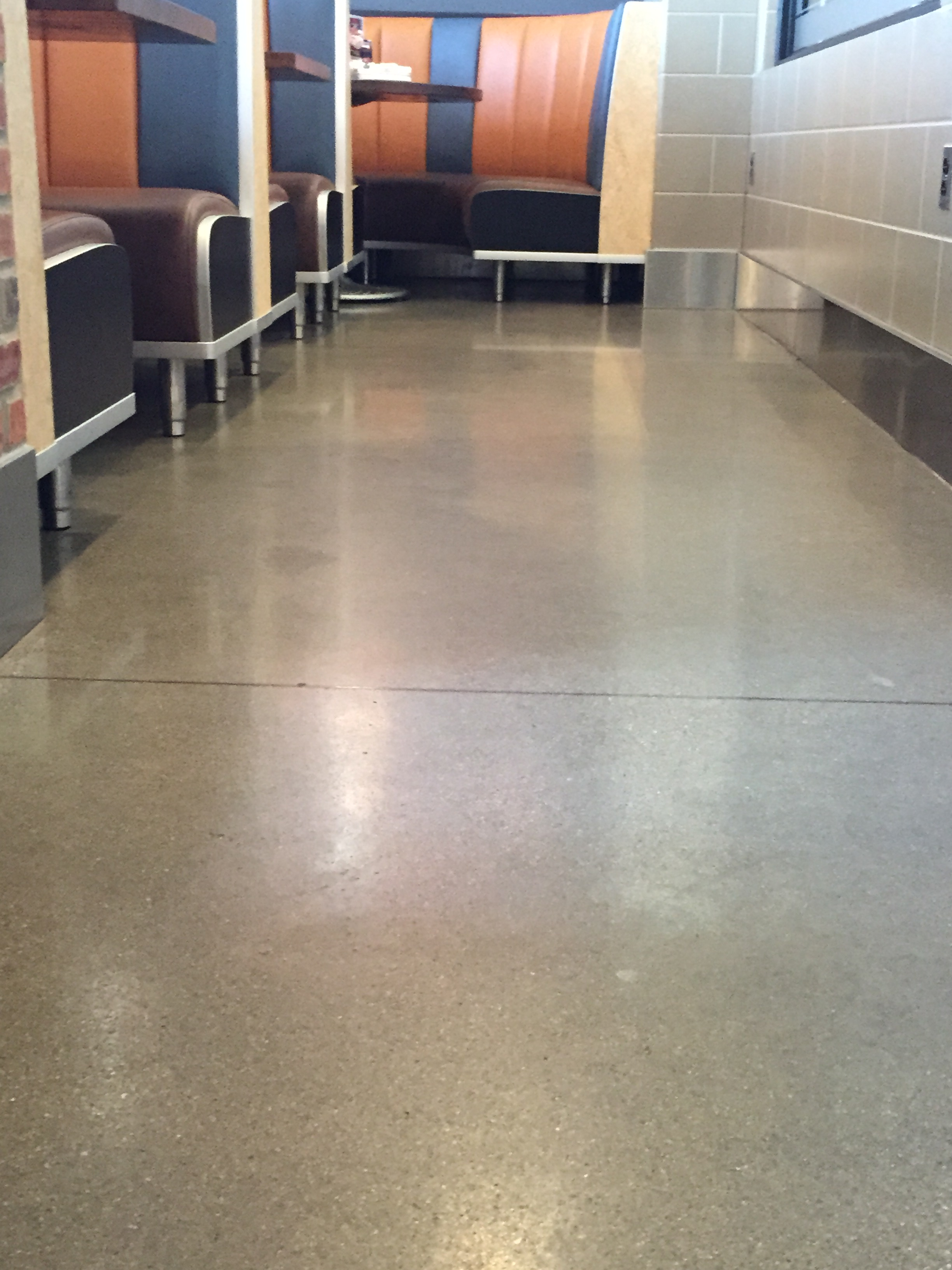 university polished park kitchen concrete for stained new floor lovely of flooring