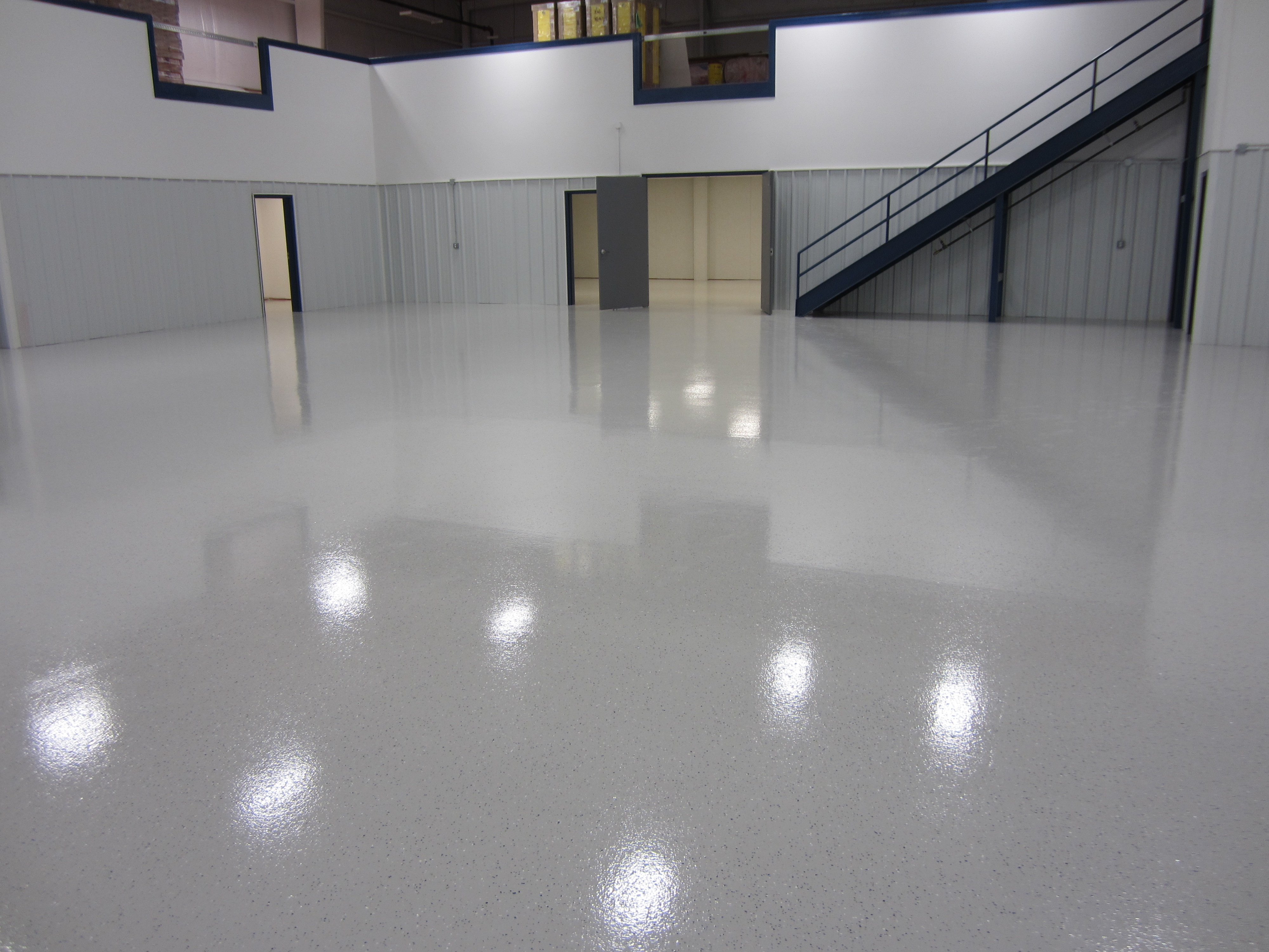 Urethane Cement Systems